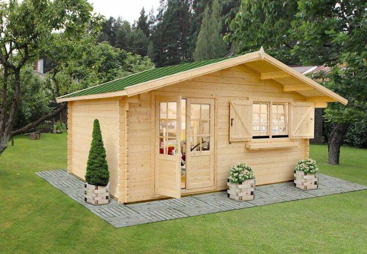 Tecnowood Brescia, casette in legno da giardino