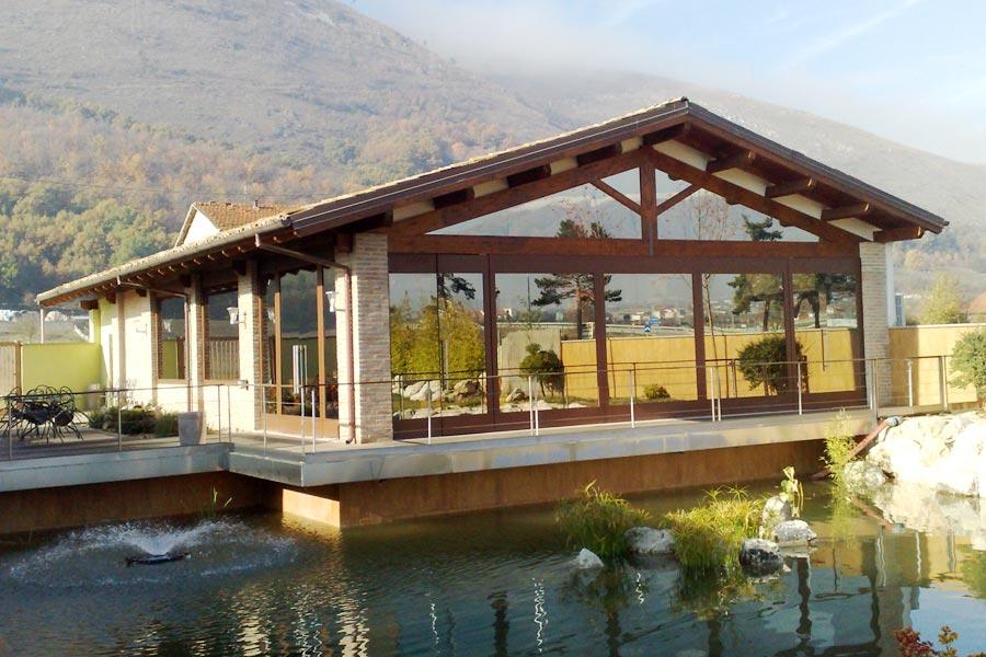 Tecnowood Lombardia, terreno casa in legno