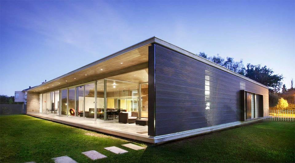 Tecnowood Brescia, quanto costa una casa in legno?