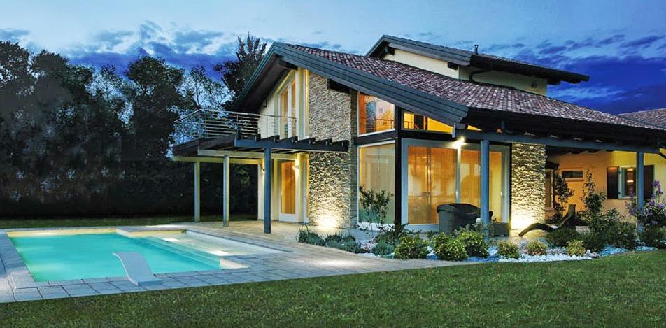 Tecnowood Brescia, case in legno vantaggi economici