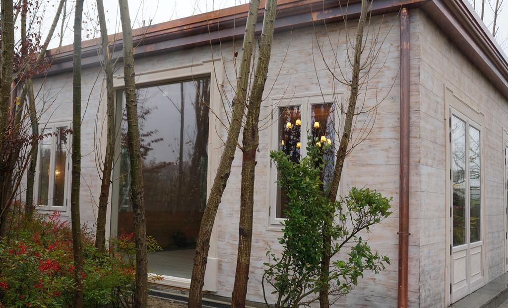 Tecnowood Brescia, realizzazioni case in legno