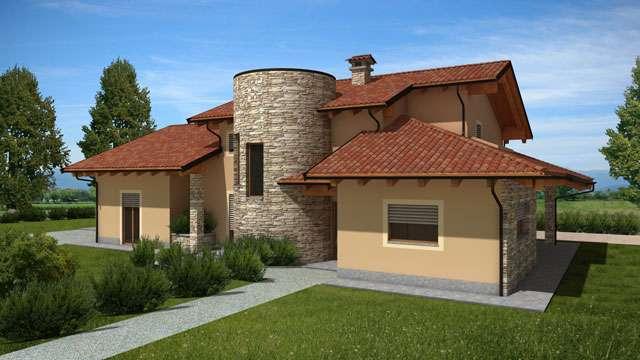 Tecnowood, case in legno Lombardia