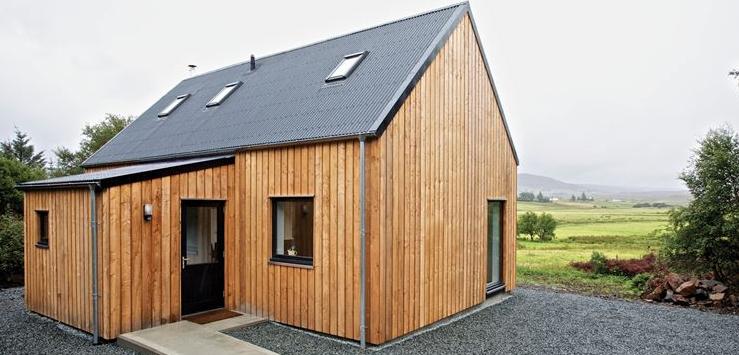 Tecnowood Brescia, casa in legno ecosostenibile