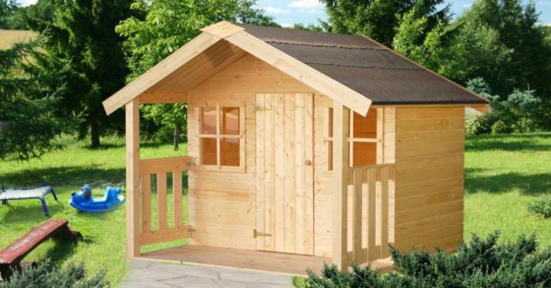 Tecnowood Brescia, casa in legno da giardino