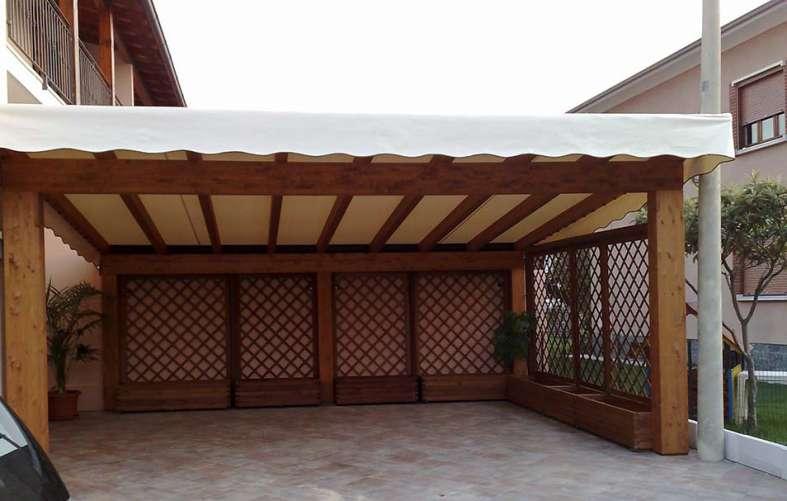 Tecnowood Brescia, colori legno