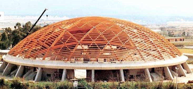 Tecnowood Brescia, strutture e tetti in legno