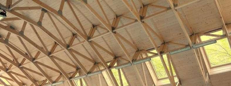 Tecnowood, tettoia in legno vantaggi