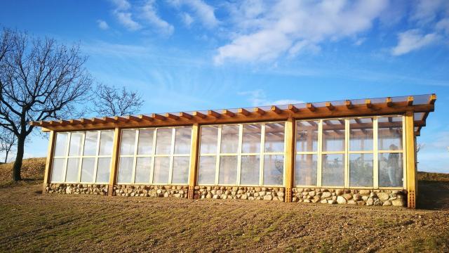 Tecnowood Brescia, strutture in legno per proteggere le piante nel periodo più freddo