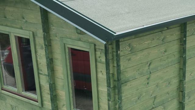 TecnoWood Casette da giardino - Saune