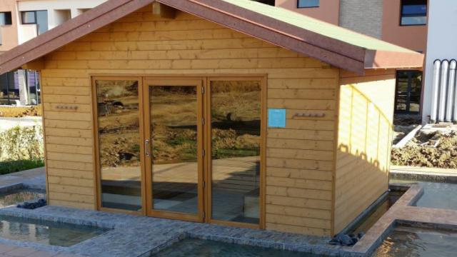 TecnoWood Casette da giardino, saune